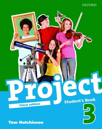 Project 3 - Third edition - Student's Book