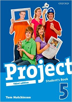 Project 5 - Third edition - Student's Book