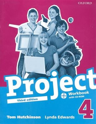 Project 3rd edition 4 - Workbook with CD