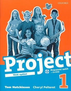 Project 1 - Třetí vydání - Pracovní sešit + CD-ROM