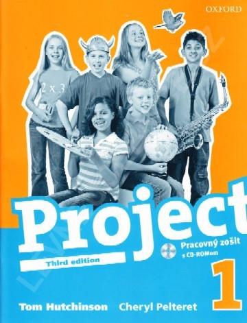 Project 3rd edition 1 - Pracovný zošit  s CD