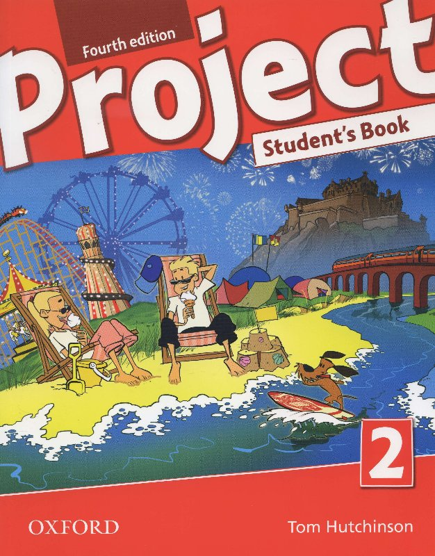 Project 2 - Fourth edition - Student's Book