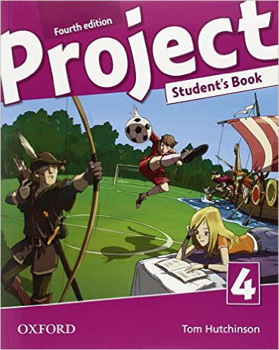 Project 4 - Fourth edition - Student's Book