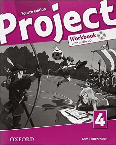 Project 4 - Fourth edition - Workbook with Audio CD