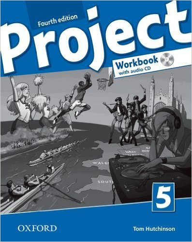 Project 5 - Fourth edition - Workbook whit Audio CD