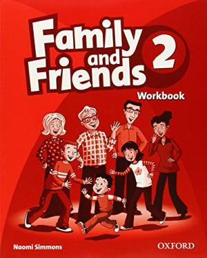 Family and Friends 2 - Workbook