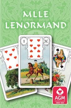 Mlle Lenormand - 36 karet a návod, 5 jazyčná