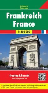 Francúzsko 1 : 800.000