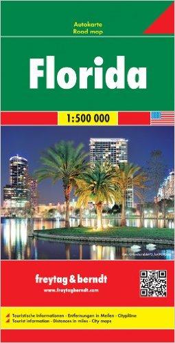 Florida 1:500 000 - Automapa