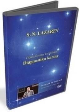 Diagnostika karmy - Seminář ve Varšavě - První den -21.1. 2012 - Videozáznamy ke knihám