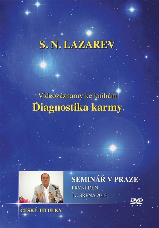 Diagnostika karmy - Seminář v Praze - První den - 17. Srpna.2013 - 17. Srpna.2013 - Videozáznamy ke knihám