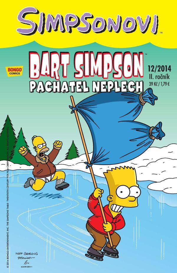 Bart Simpson 12/2014 : Pachatel neplech