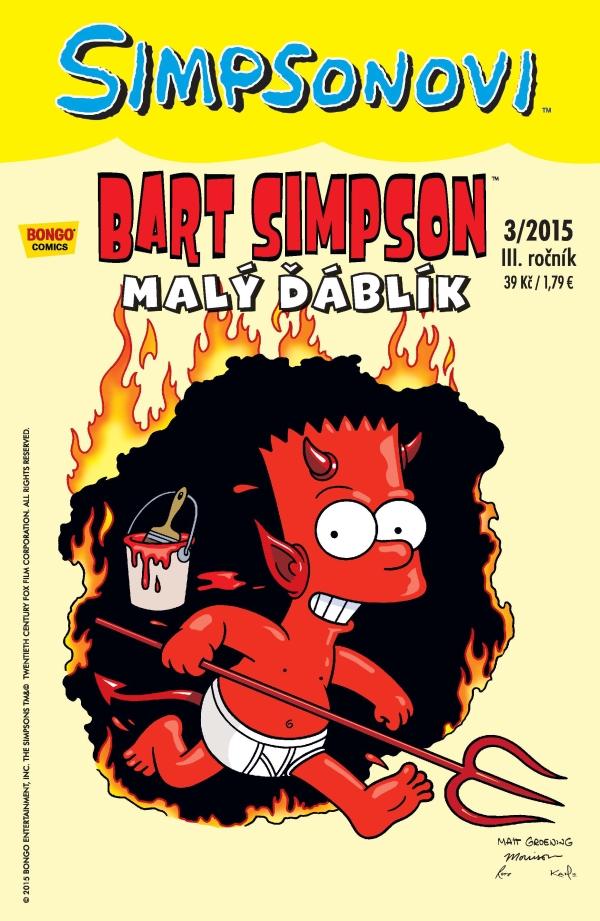 Bart Simpson 3/2015: Malý ďáblík