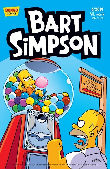 Bart Simpson 6/2019