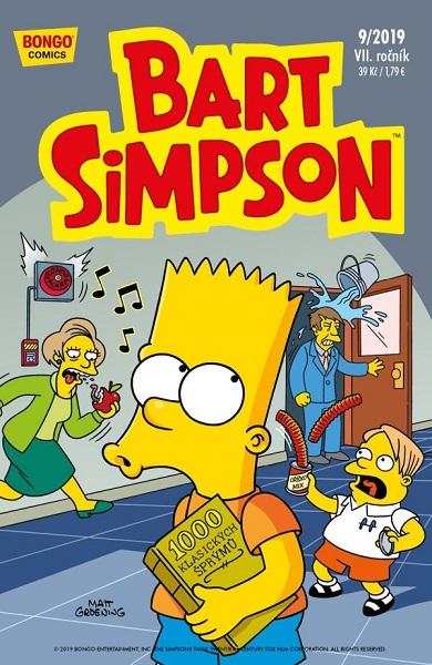 Bart Simpson 9/2019