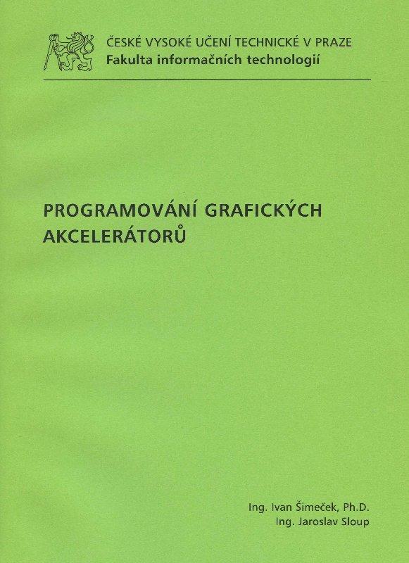 Programování grafických akcelerátorů