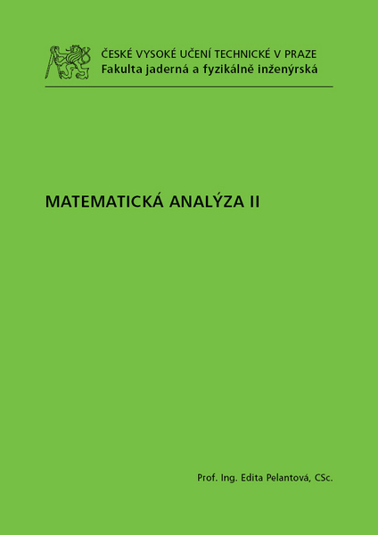 Matematická analýza II