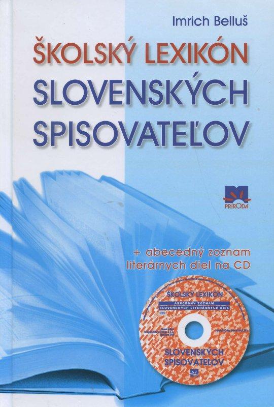 Školský lexikón slovenských spisovateľov