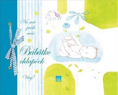 Na svet prišlo naše Bábätko chlapček Vitaj! - denníček