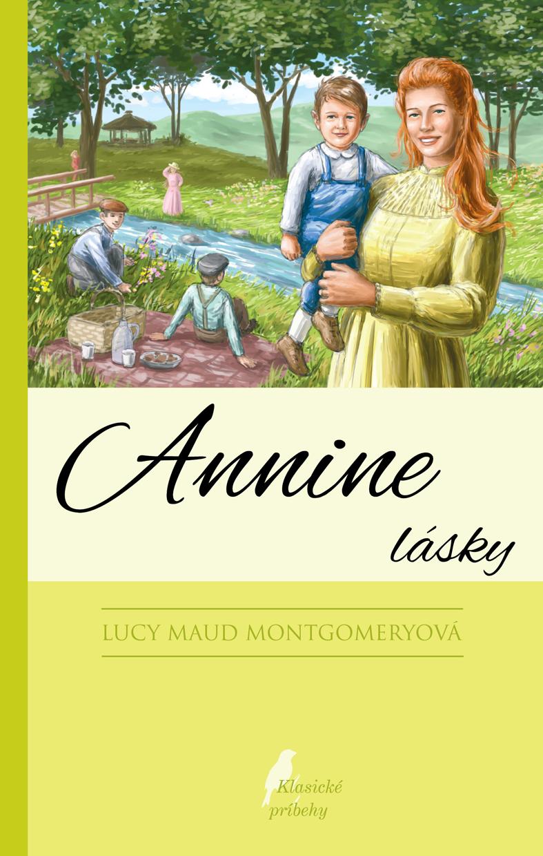 Annine lásky - Anna zo Zeleného domu 6