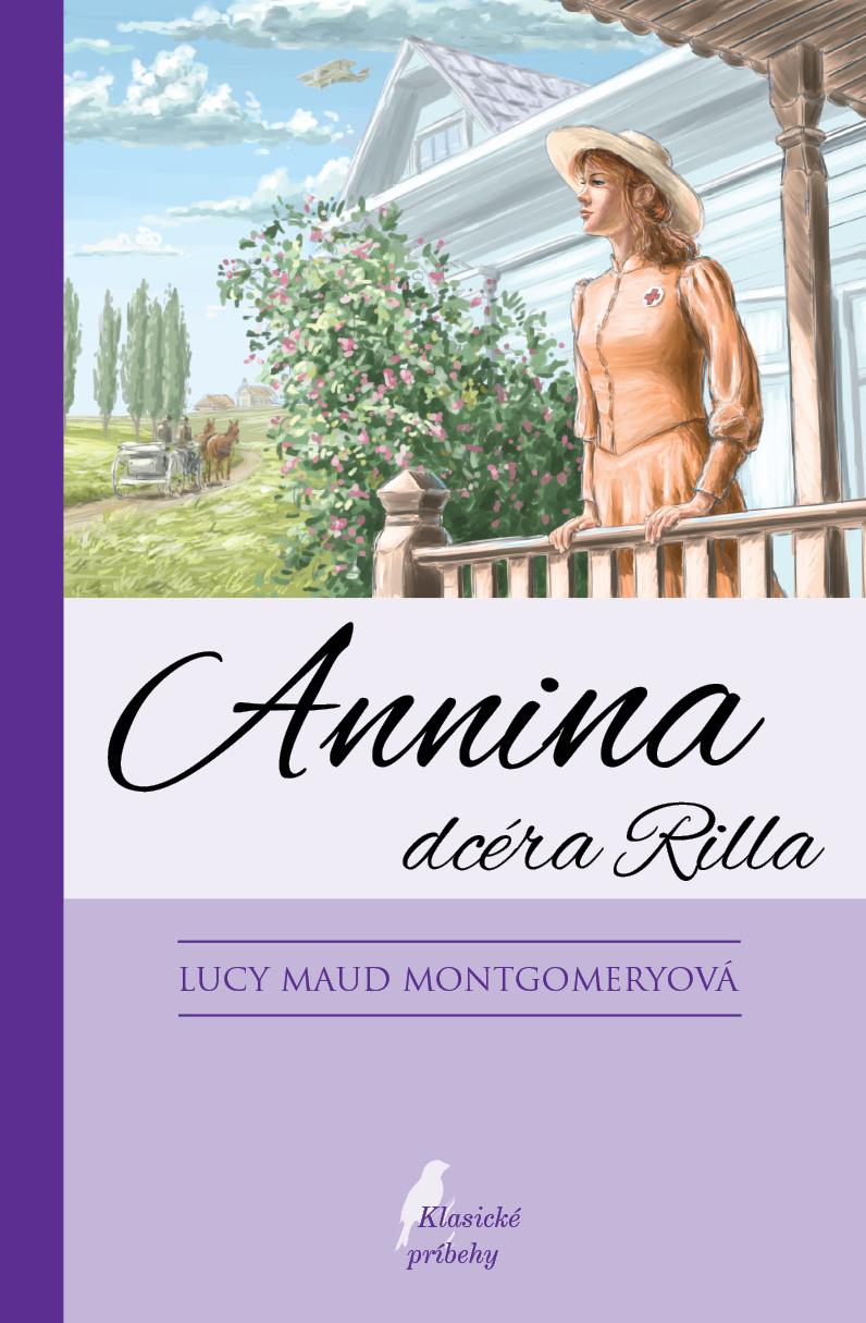 Annina dcéra Rilla - Anna zo Zeleného domu 8