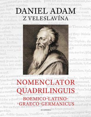 Nomenclator quadrilinguis Boemico-Latino-Graeco-Germanicus