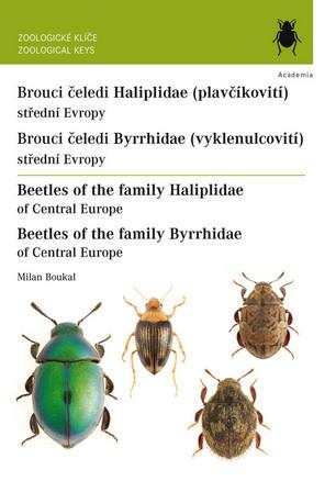 Brouci čeledí plavčíkovití a vyklenulcovití - Beetles of the family Haliplidae and Byrrhidae