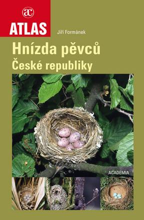 Atlas hnízd pěvců ČR