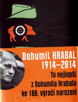 Komplet-Bohumil Hrabal 1914-2014 - Slavnosti sněženek, Ostře sledované vlaky, Něžný barbar, Postřižiny