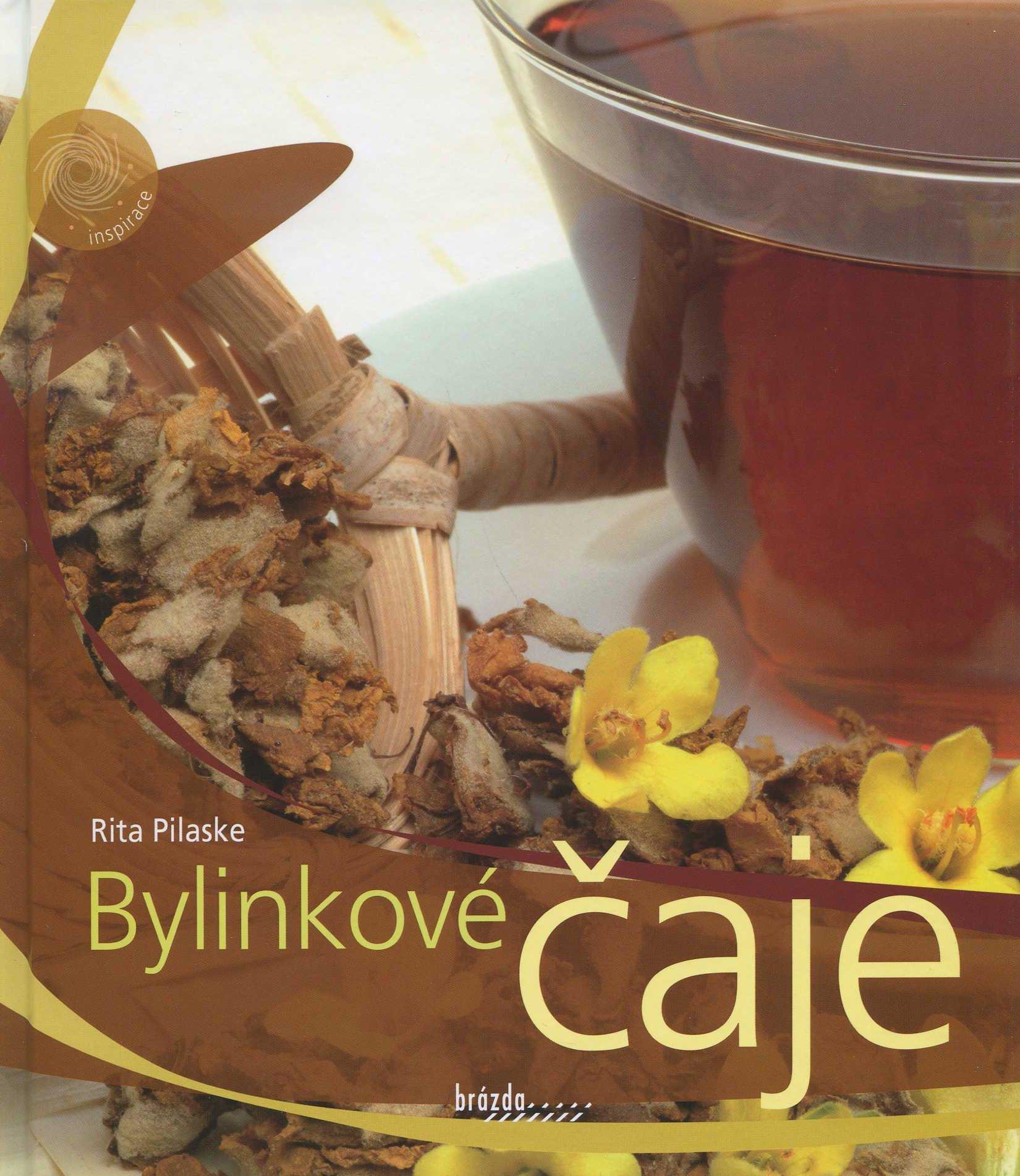 Bylinkové čaje - Šálkem po šálku ke zdraví