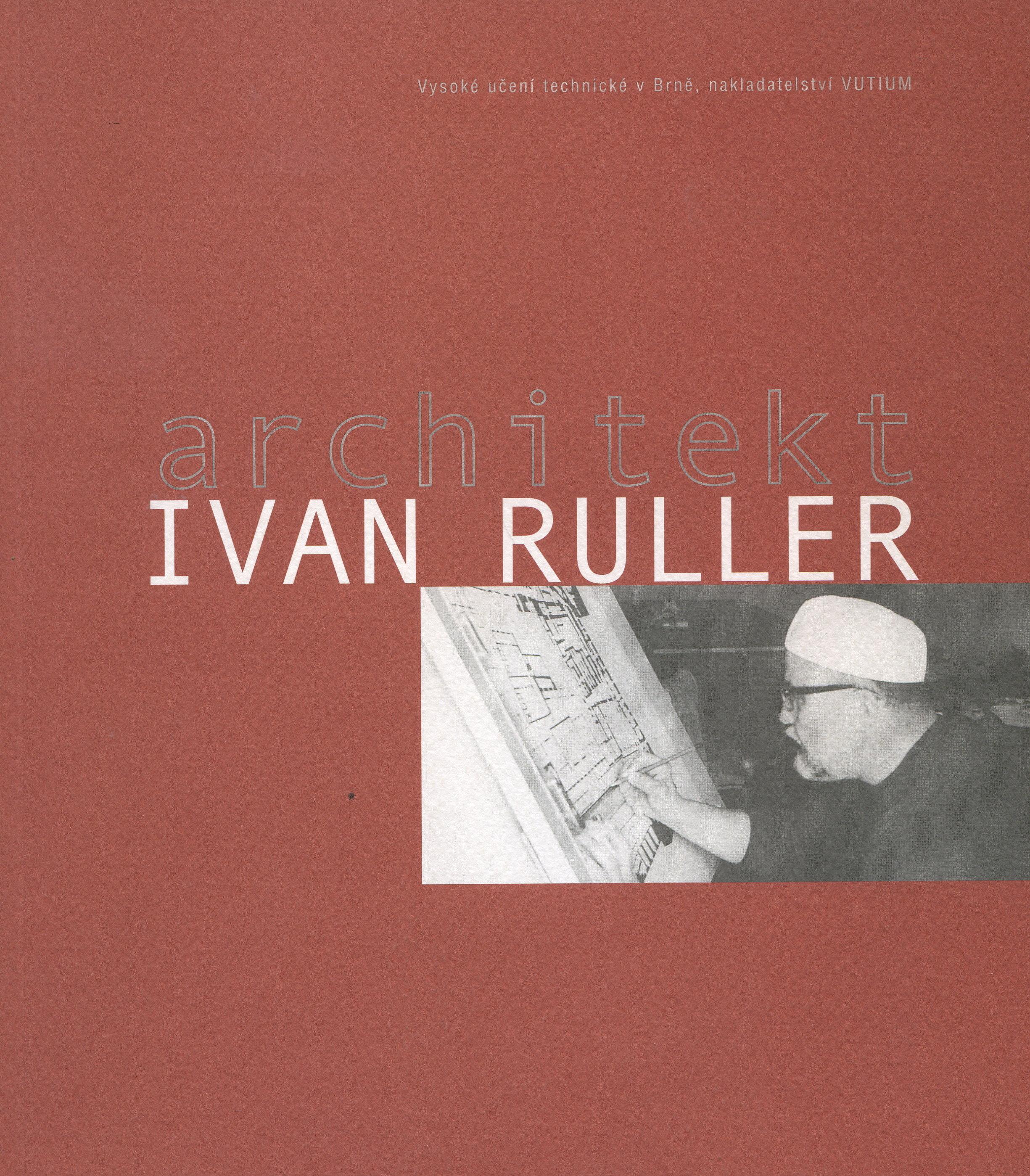 Architekt Ivan Ruller