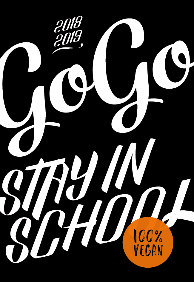 Gogo - Stay in School (2018/2019)