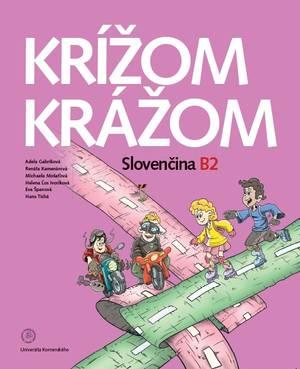 Krížom krážom Slovenčina B2 s CD