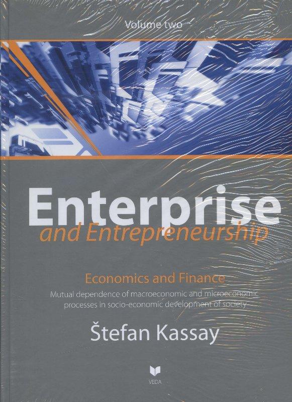 Enterprise and entrepreneurship 2 - Economics and finance