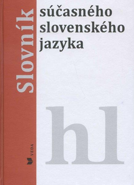 Slovník súčasného slovenského jazyka H - L
