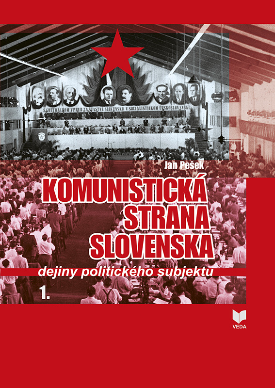 Komunistická strana Slovenska - Dejiny politického subjektu