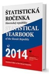 Štatistická ročenka Slovenskej republiky 2014/Statistical Yearbook of the Slovak Republic 2014