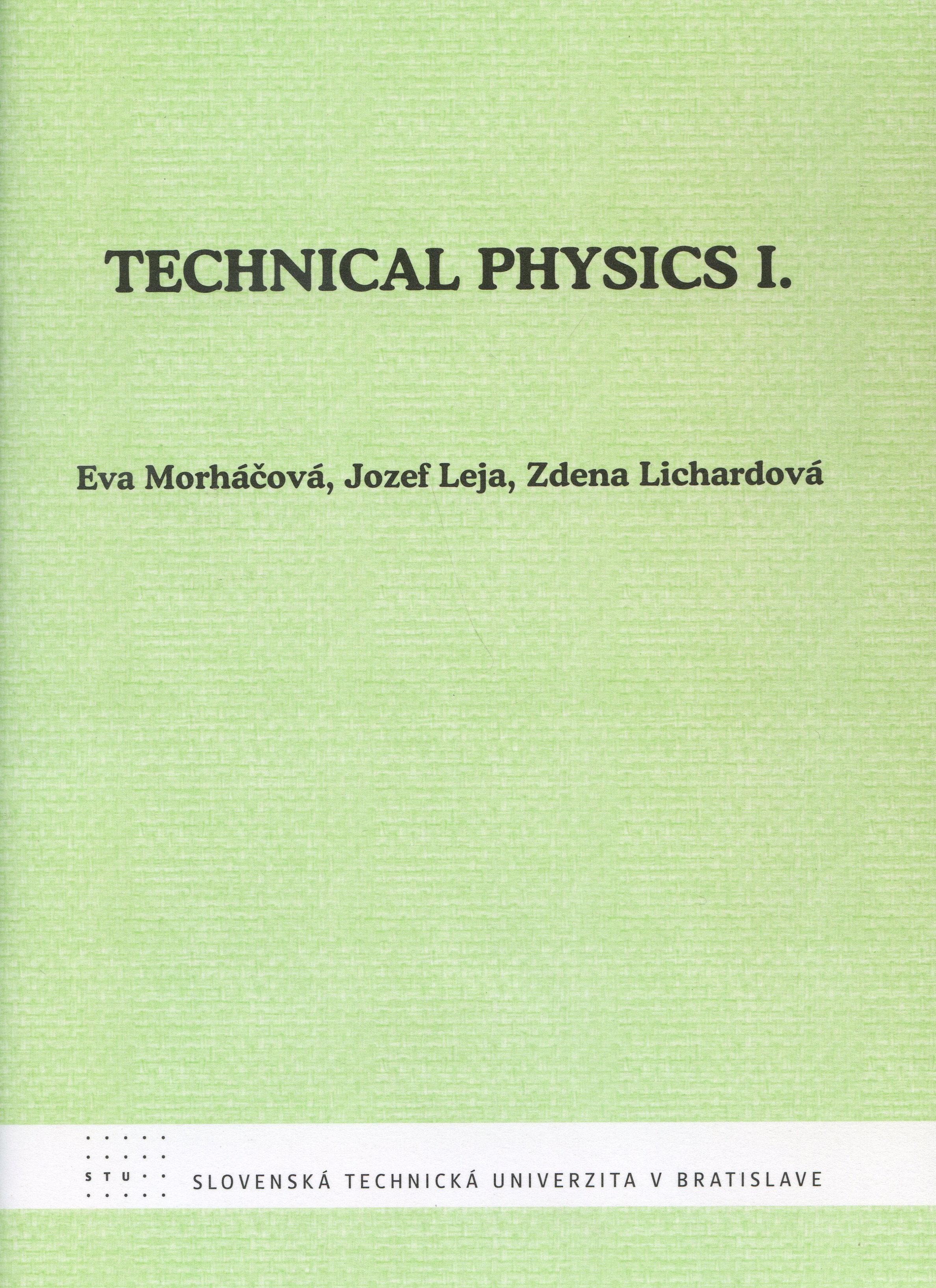 Technical Psychics I.