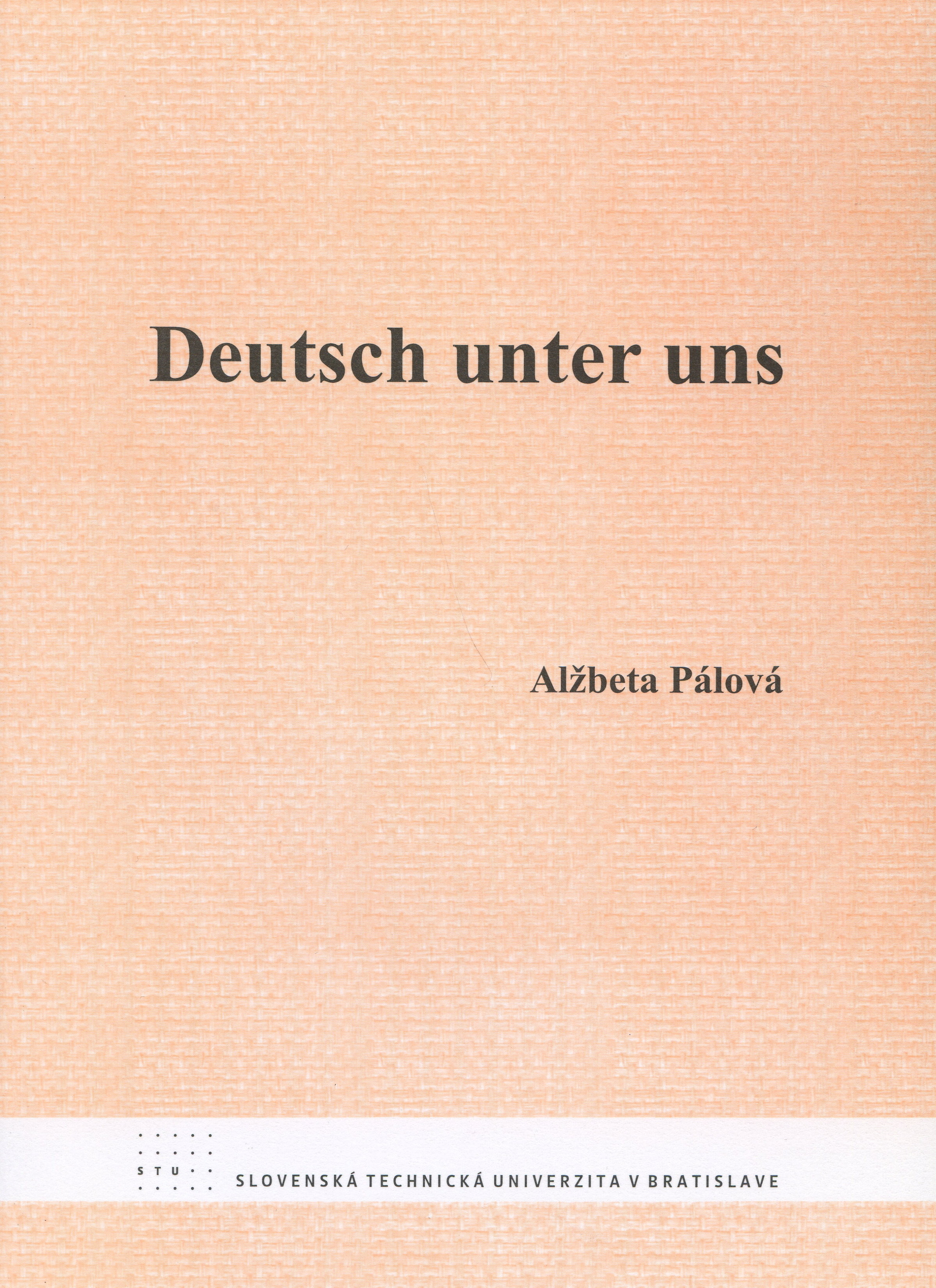 Deutsch unter uns