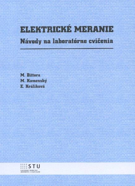 Elektrické meranie - Návody na laboratórne cvičenia