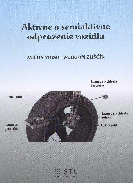 Aktívne a semiaktívne odpruženie vozidla