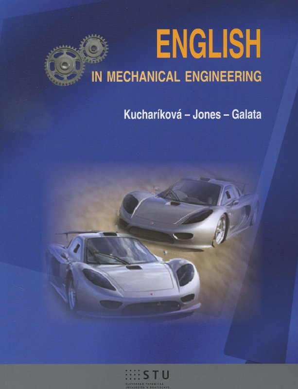 English in mechanical engineering