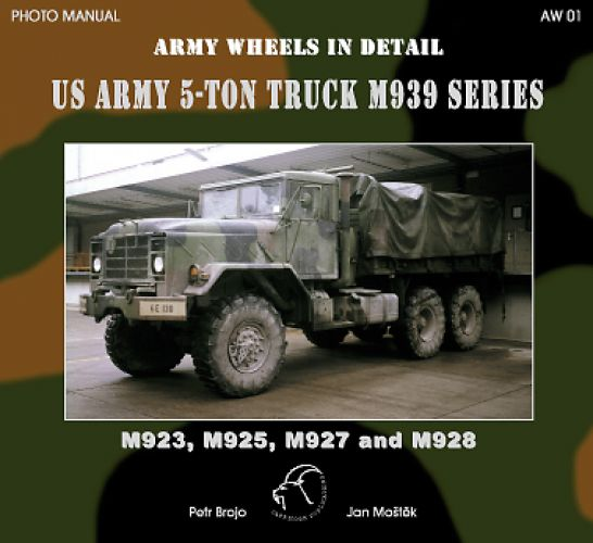 AW 01 - US Army 5-ton Truck M939 Series - M923, M925, M927 and M928