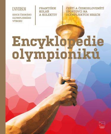 Encyklopedie olympioniků - Čeští a českoslovenští sportovci na olympijských hrách