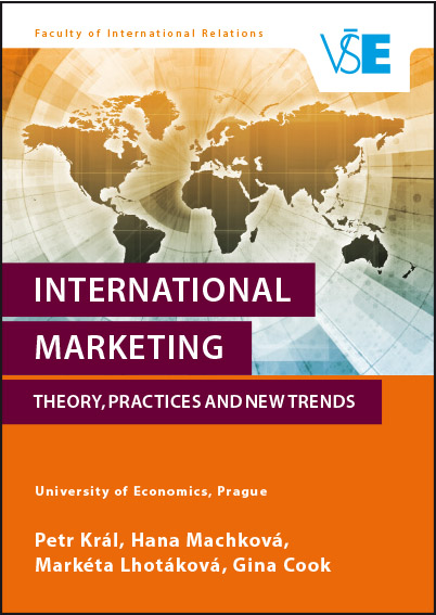 International Marketing - Theory, Practices and New Trends