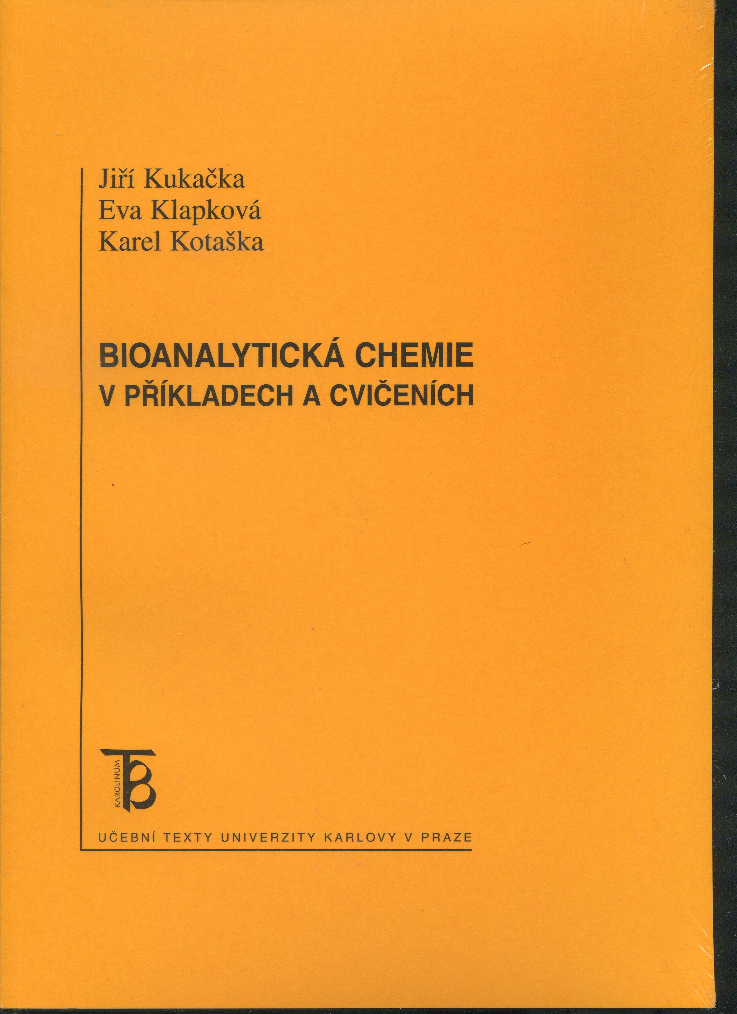 Bioanalytická chemie