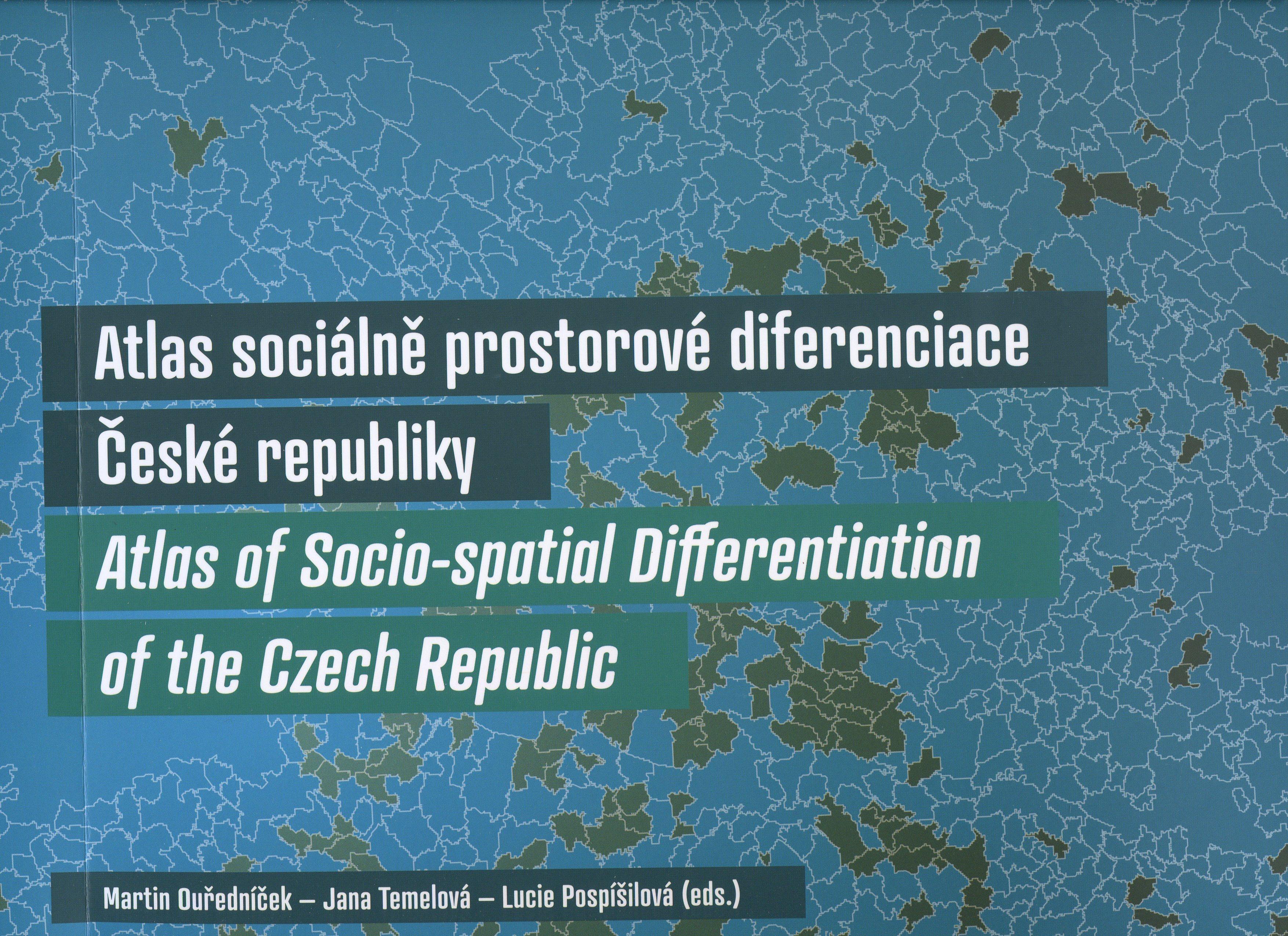 Atlas sociálně prostorové diferenciace České republiky