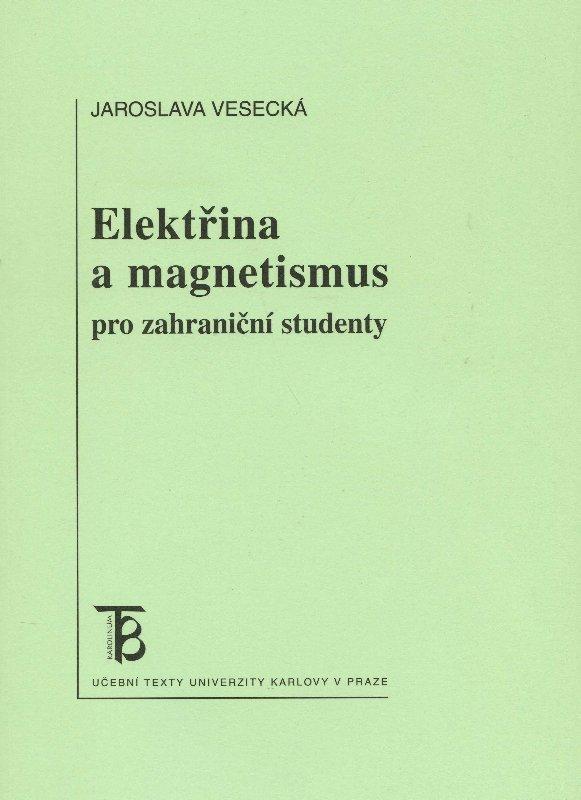 Elektřina a magnetismus pro zahraniční studenty