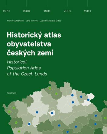 Historický atlas obyvatelstva českých zemí - Historical Population Atlas of the Czech Lands