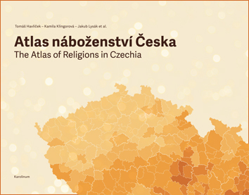 Atlas náboženství Česka - The Atlas of Religions in Czechia